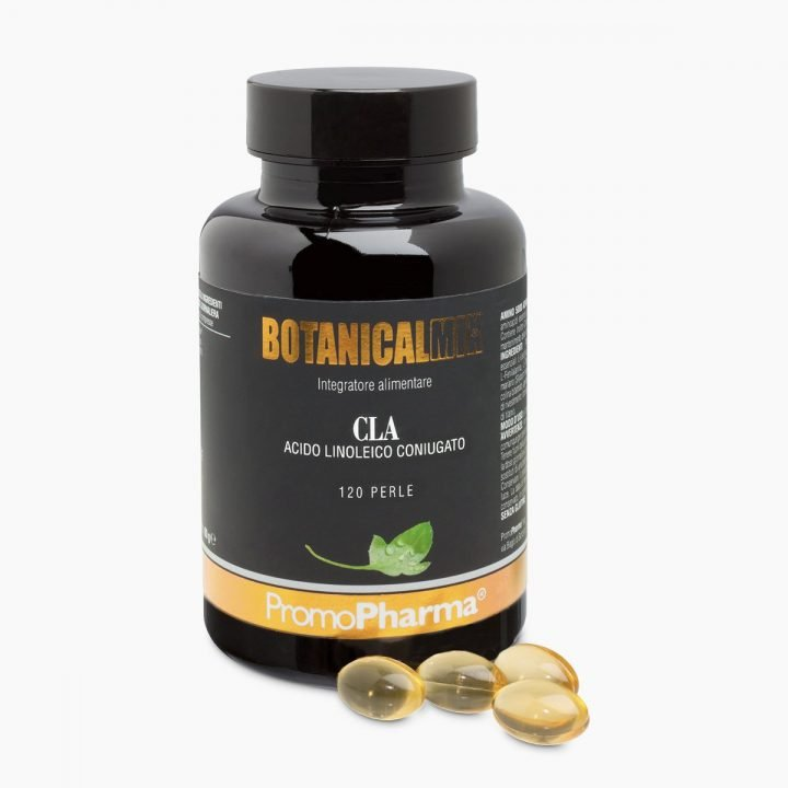 Immagine CLA Botanical Mix PromoPharma