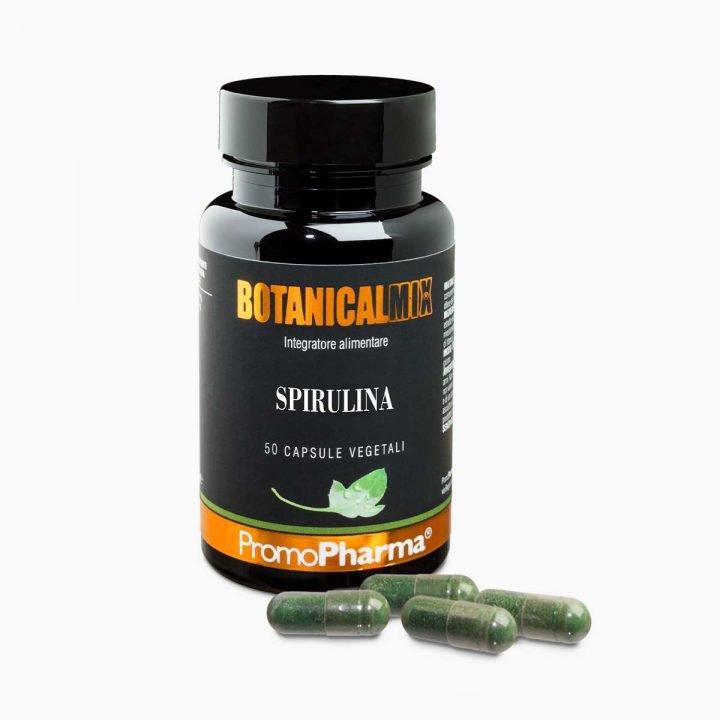 Immagine Botanical Mix Spirulina PromoPharma