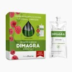 Immagine Dimagra Aminodiet Drink Lampone PromoPharma
