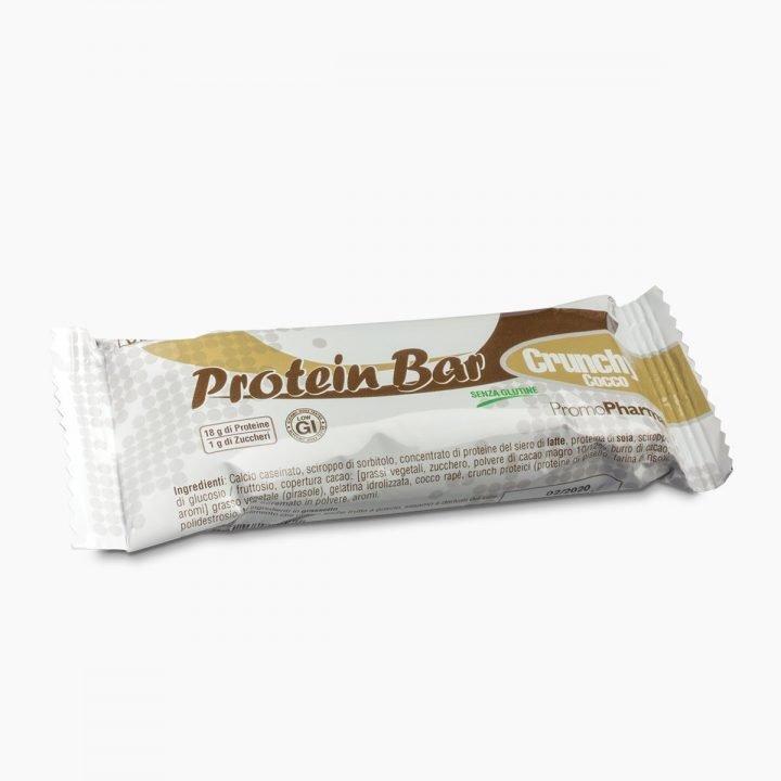 Immagine Protein Bar Crunchy Cocco