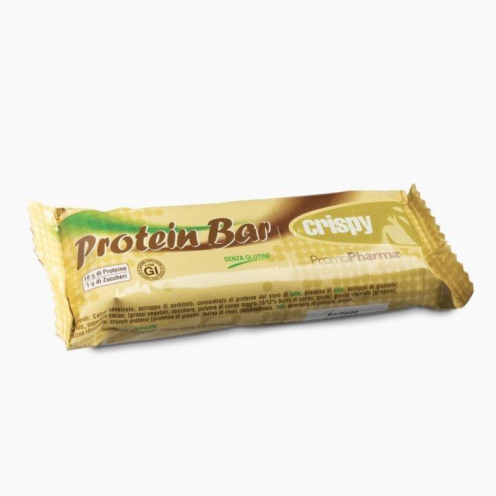 Immagine Protein Bar Crispy PromoPharma