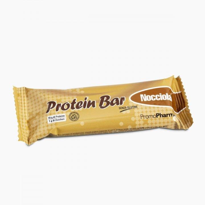 Immagine Protein Bar Nocciola PromoPharma