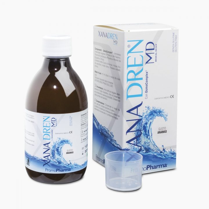 Xanadren MD – ananas 300ml
