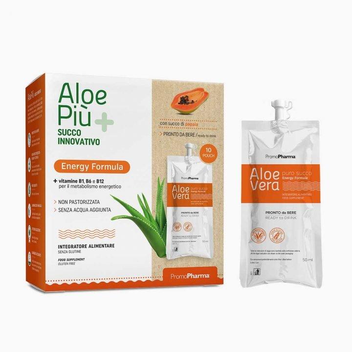 Immagine Aloe Più Energy Formula PromoPharma