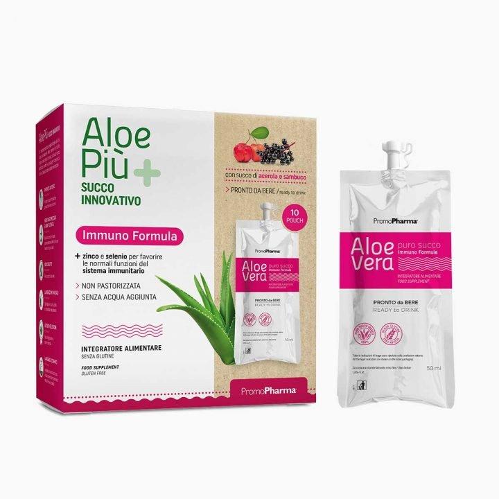 Immagine Aloe Più Immuno Formula PromoPharma