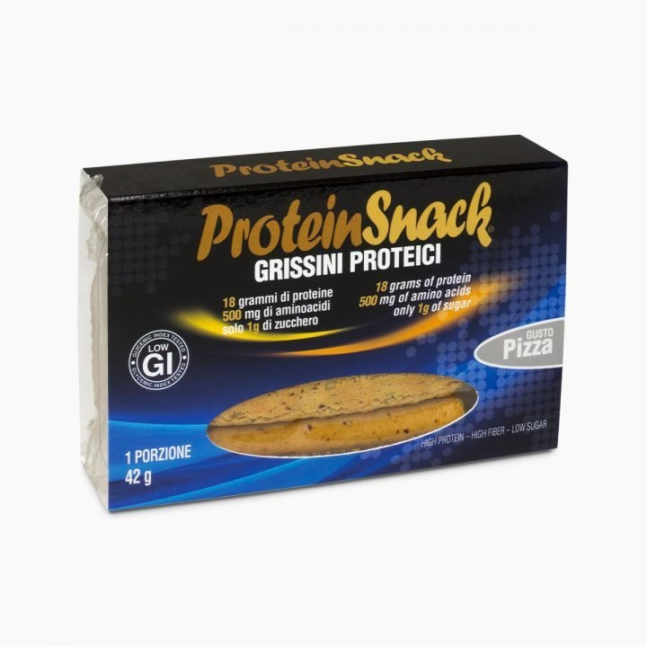 Immagine Protein Snack grissini proteici PromoPharma
