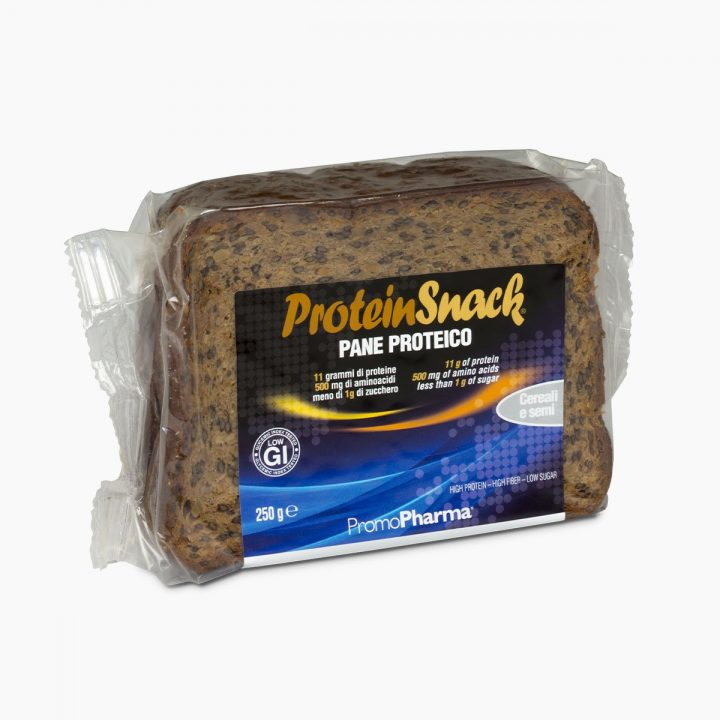 Immagine Protein Snack pane proteico PromoPharma