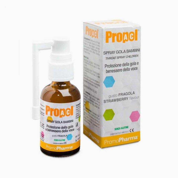 Immagine PropolAC Spray Gola Bambini PromoPharma
