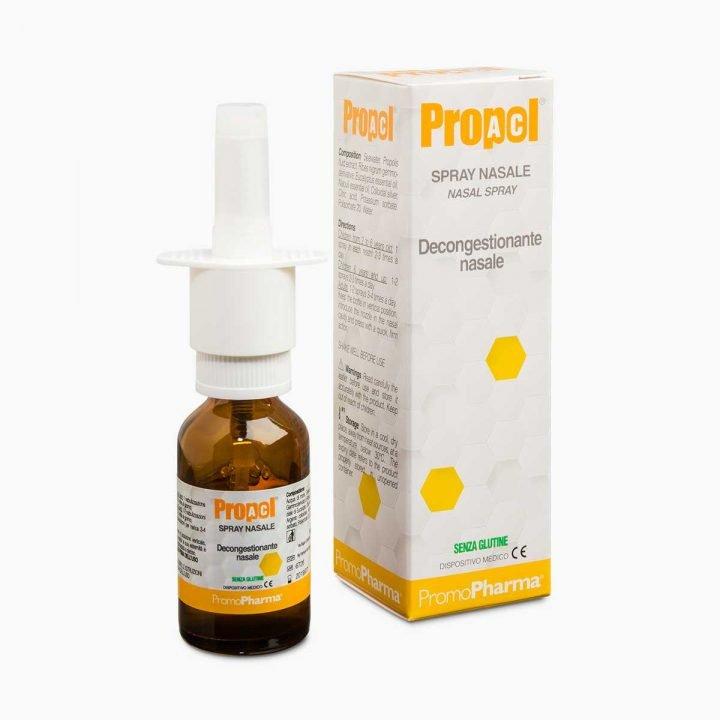 Immagine PropolAC Spray Naso Dispositivo Medico XanaStore