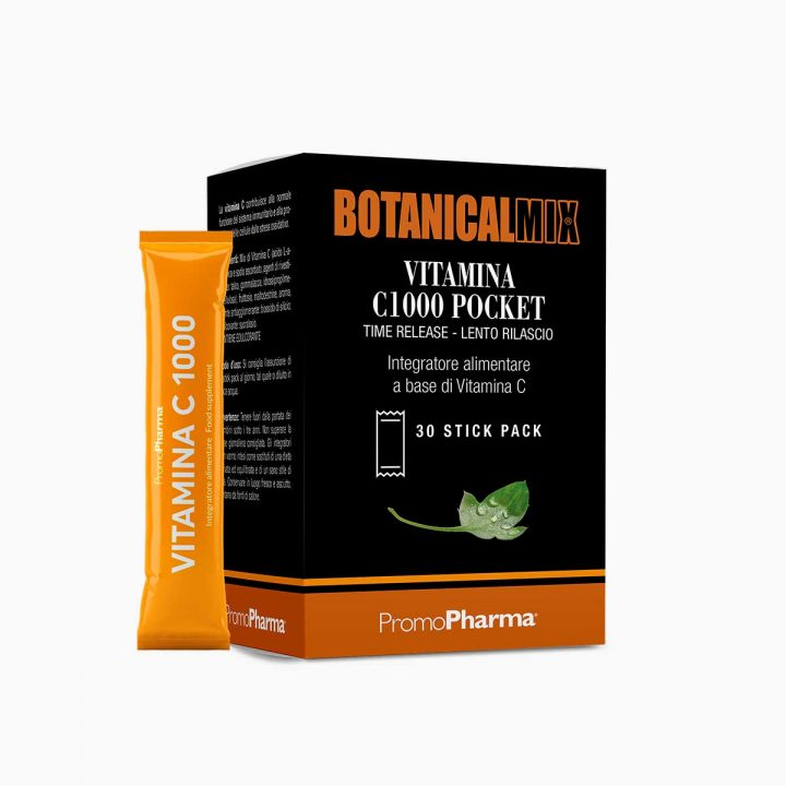 Immagine Botanical Mix Vitamina C 1000 PromoPharma