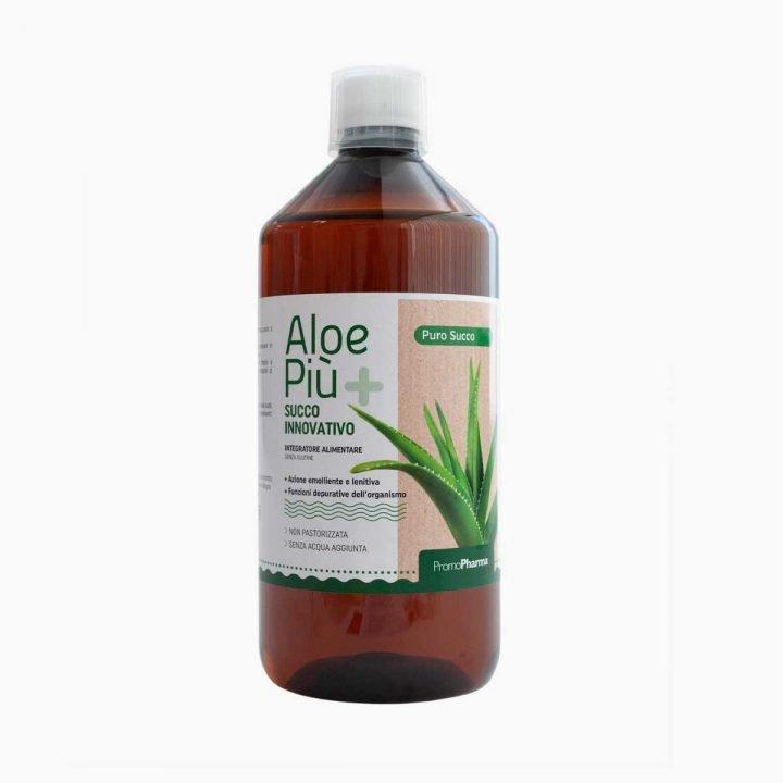 Immagine Aloe Più Succo Puro 1L PromoPharma