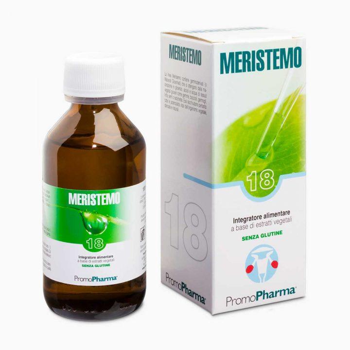 Immagine Meristemo 18 - Ovarico PromoPharma