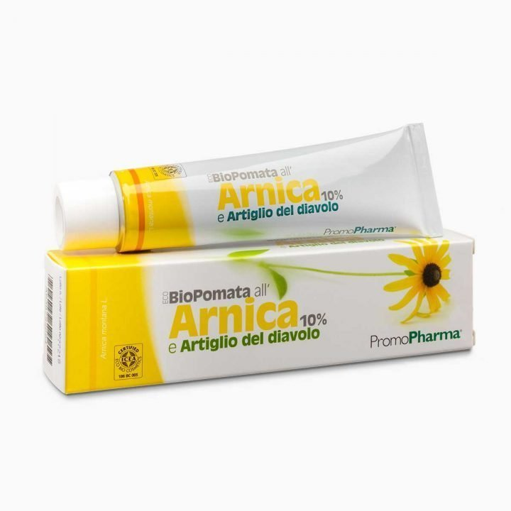 Ecobiopomata Arnica 10% e Artiglio del diavolo 50 ml XanaStore