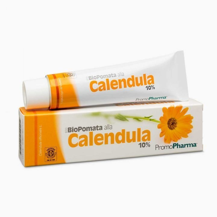Ecobiopomata Calendula 10% 50 ml