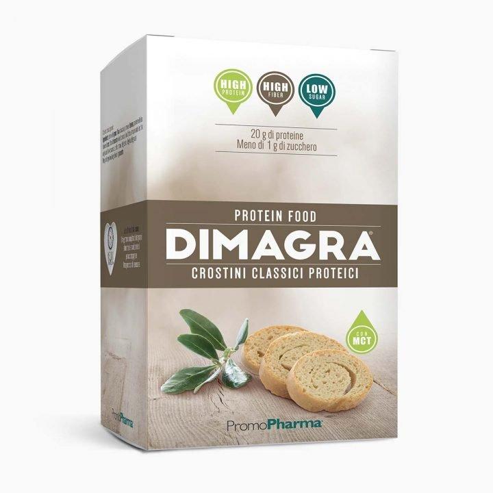 Dimagra Crostini Classici Proteici